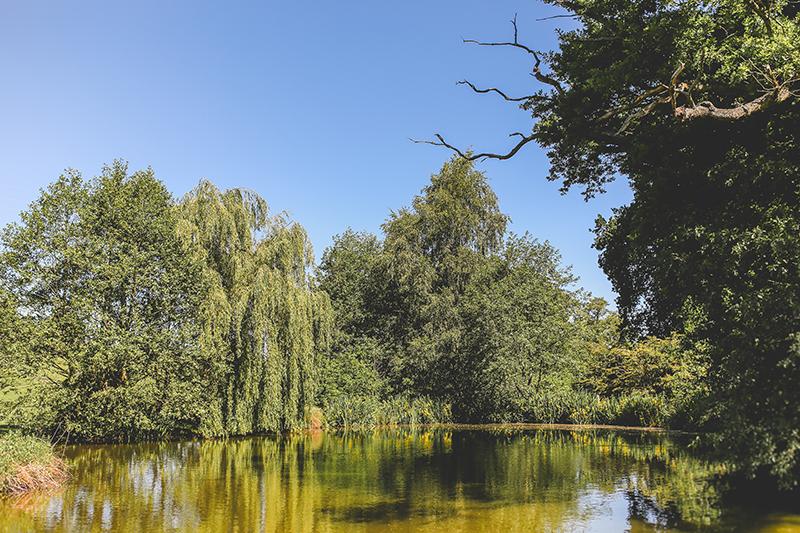 Lake At Greenhill Farm