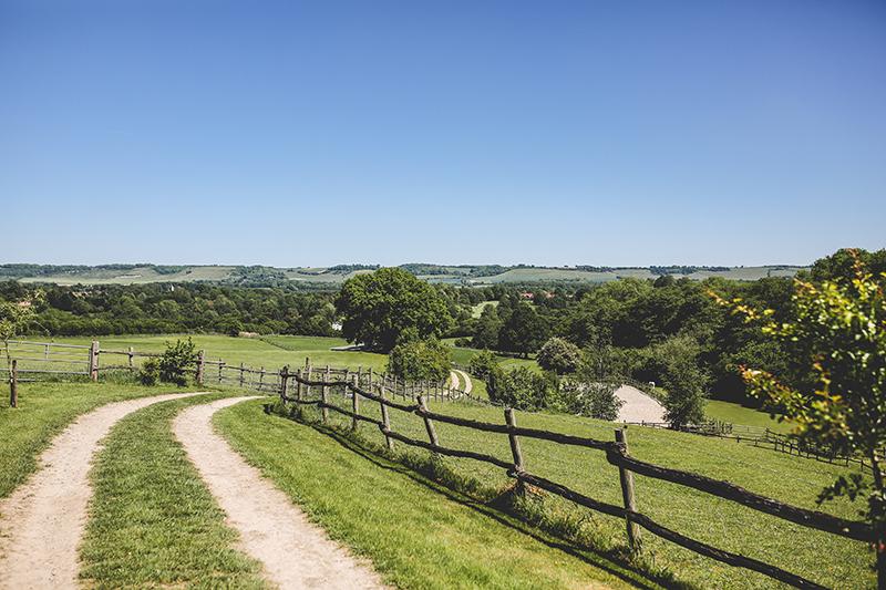 Track Path at Greenhill Farm